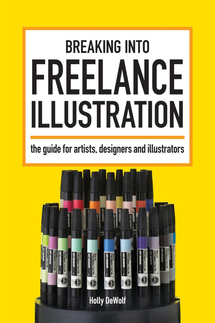 Build Your Own Thriving Illustration Business