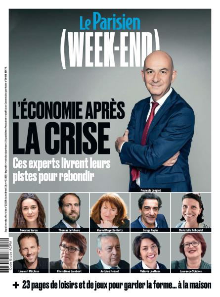 Le Parisien Magazine 24 Avril 2020