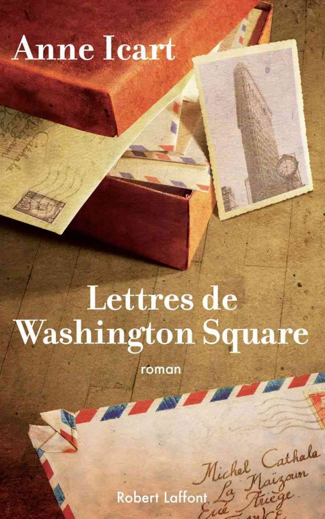 Lettres de Washington Square de Anne Icart 2020