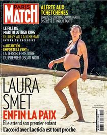 Paris Match 25 Juin 2020