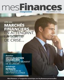 Mes Finances – Octobre 2020