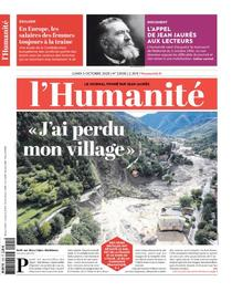 L'Humanite – 5 Octobre 2020