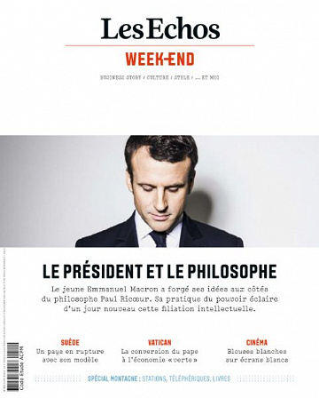 Les Echos Week-end – 20 Novembre 2020