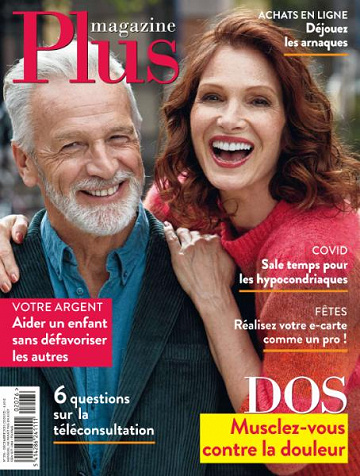 Plus Magazine French Edition – Décembre 2020