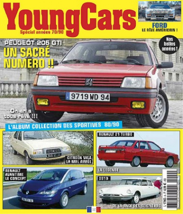 Youngcars N°9 – Juillet-Septembre 2021